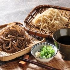 【ゆふいん】蕎麦食べ比べセット