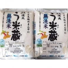 【30年産】う米蔵無洗米5kg×2袋 合計10kg