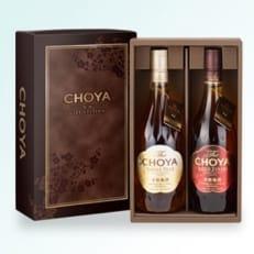 【南高梅100%】The CHOYA ギフトセット 720ml×2本