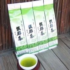 2018年度産『新茶』普段使いの深蒸し茶「200g4本セット」