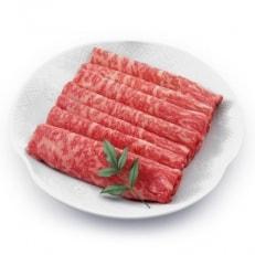 最高等級A-5 特上ウデ・モモ肉しゃぶしゃぶ用 B153
