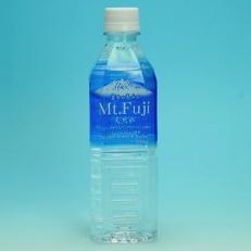 富士の恵みの天然水 Mt.Fuji 500ml24本入り×2ケース