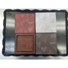 生チョコレート 16個入×4種(スイート、ストロベリー、抹茶、マンゴー)