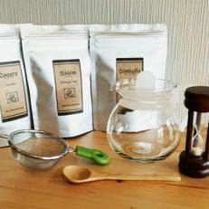 紅茶専門店「森の樹」のおすすめ紅茶セット