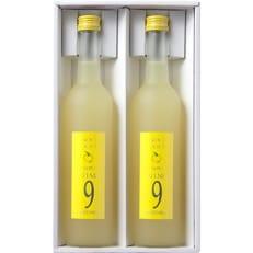 GOZENSHU9(NINE)ゆず酒500ml 2本セット