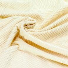 シール織綿毛布 (市松) 野上織物株式会社