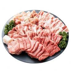 焼き肉セット1kg(飛騨牛入り)