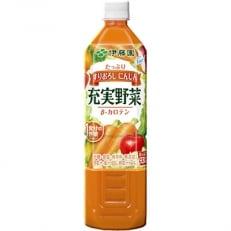 伊藤園 充実野菜緑黄色の野菜ミックスPET930g×12本 A272
