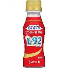カルピス「守る働く乳酸菌」L-92 100ml×30本 1ケース H182