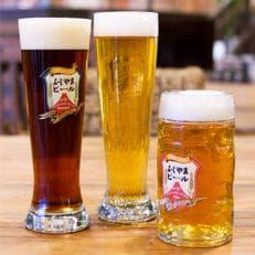 富士山麓生まれの誇り 「ふじやまビール」 1L× 3種類セット
