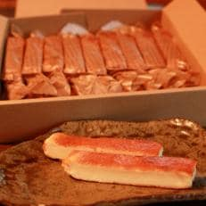 奥野牧場ベイクドスティックチーズケーキ プレーン