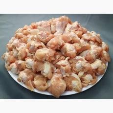 【福岡ブランド認定】九州産鶏手羽どっさり3kg(500g×6パック) ※豚丼のたれ付き