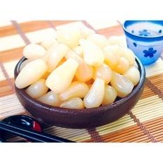 樽味屋のカリカリらっきょセット(国産)