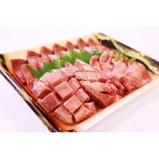 絶品牛タンづくし (3種盛り)