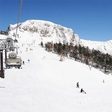 川場スキー場18-19シーズン 全日シーズン券(大人1枚)