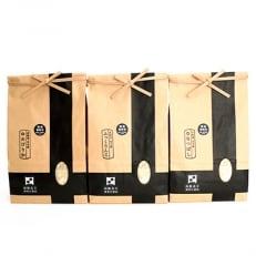 平成30年産[北斗市産特別栽培米]ゆめぴりか・ななつぼし・ふっくりんこ各2kgセット