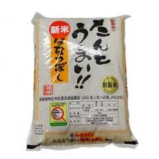 【平成30年JAとまこまい広域取扱 安平町特産品】たんとうまい5kg 〔ななつぼし〕