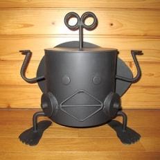 ロボット型七輪 しち衛門【AL-1】