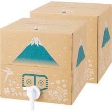 【富士山のバナジウム天然水】Frecious BIB 20L(10L×2パック)