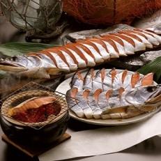 古式新巻鮭