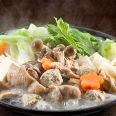 博多の味本舗 博多水炊き(4~5人前)と黄金のだしぽん酢セット