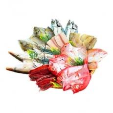 海鮮グルメセット(干物詰め合わせ&数の子松前220g×6箱)