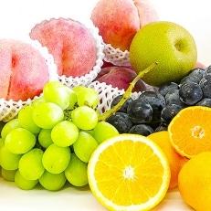 老舗フルーツ店の匠が選んだ旬のフルーツ詰め合わせ(約3~5品入り )