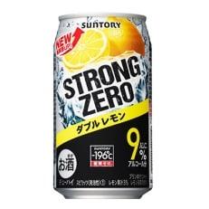 -196℃ストロングゼロ(ダブルレモン) 350ml×2ケース B412