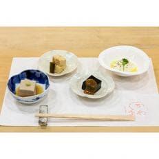 ざる豆腐とオリーブオイル詰め合わせ