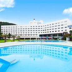 下田温泉 ホテル伊豆急 1泊2食付ペア宿泊券