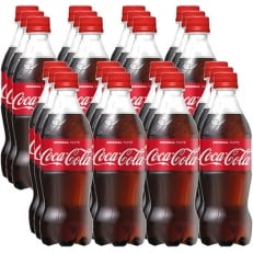 コカ・コーラ(500mlPET×24本) H005