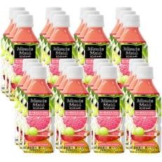ミニッツメイド 朝の健康果実 ピンクグレープフルーツ・ブレンド(350mlPET×24本) H014
