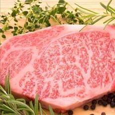 【最高等級A5使用 サーロイン・リブロースステーキセット1kg】黒毛和牛 C166
