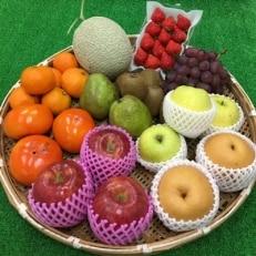 旬のゆめ畑フルーツ詰合せ(約5kg)