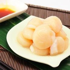 【国産】ほたて貝柱約1kg(生食可)&牡蠣(加熱用)約1kgセット B814