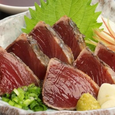 土佐流藁焼きかつおタタキ4節セット【約1㎏】