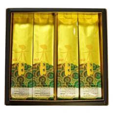 西村園茶舗人気ナンバー1!八女高級煎茶100g×4本セット
