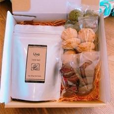 紅茶専門店「森の樹」のミルクティー・クッキー3種セット