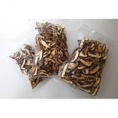 いすみ市楽町産 長青農園の乾燥椎茸スライス 240g