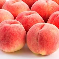 【山梨県産】朝採れ新鮮桃 約3kg(6玉~8玉)
