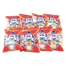 スナック菓子8種詰め合わせ(小袋160個入)クリアファイル付き