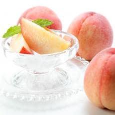 フルーツソムリエが選んだ桃約5kg箱(16~20玉)
