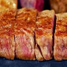 (まるごと糸島)A4ランク糸島黒毛和牛ヒレ肉ステーキ 約100g×4枚