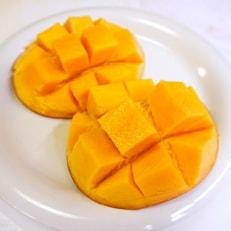 いぶすき産樹上完熟マンゴー(3Lサイズ×2玉 計約1kg)