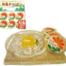 【B30】大三島果汁 ゼリーセット