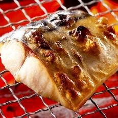 肉厚の塩さば切身(昆布風味)30切れセット