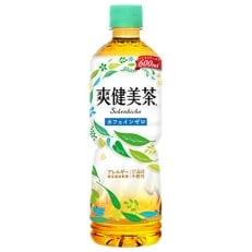 爽健美茶 600mlPET 1ケース (計24本)