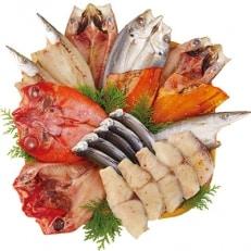 富岡水産のふるさと干物セット