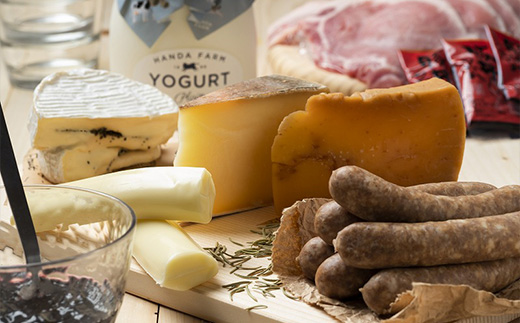 返礼品、チーズ