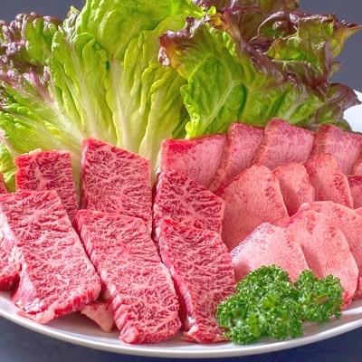 かわなべ牛ハラミ・牛タンセット